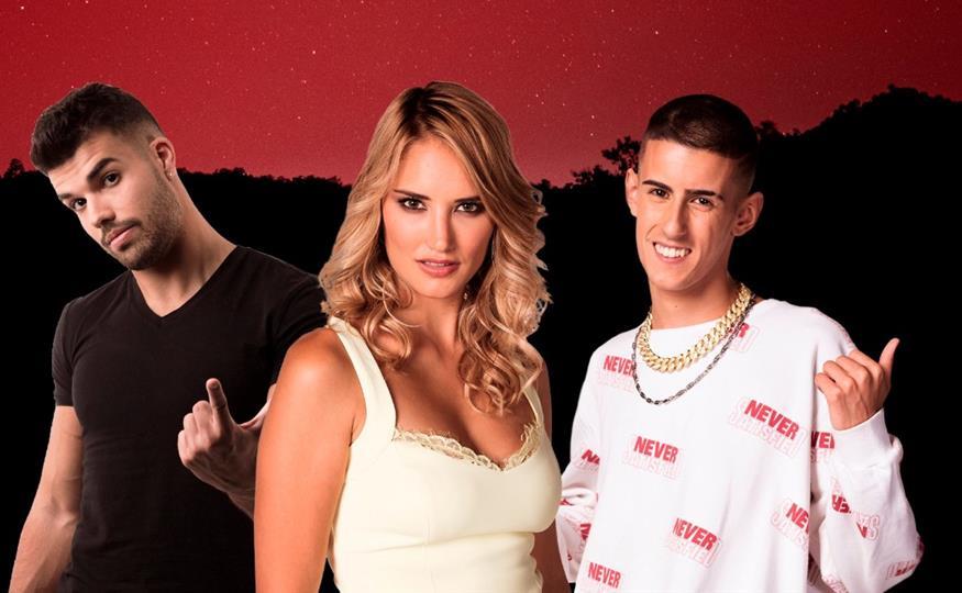 Gh Vip 7 Nominados Alba Carrillo Diego El Cejas Y Pol Badía