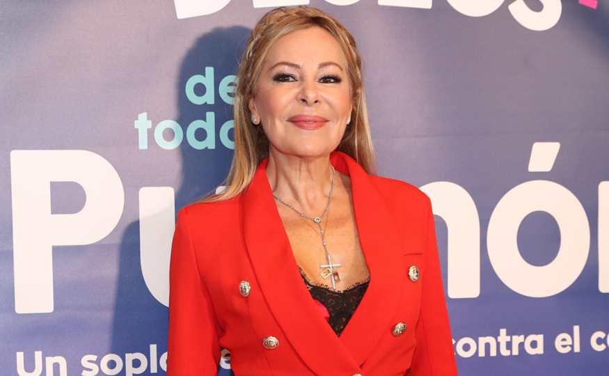 Ana Obregón, sobre Masterchef Celebrity: