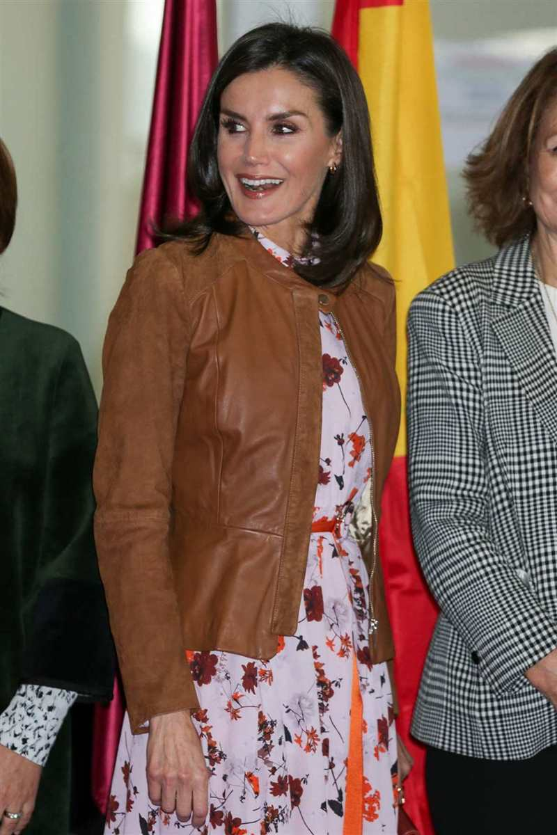 Letizia sigue las tendencias