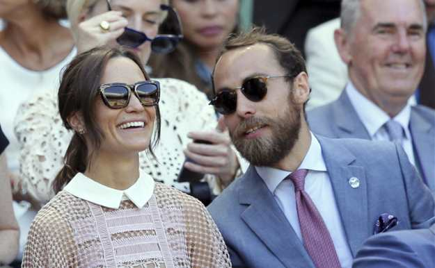 James Middleton tendrá una boda muy diferente a la de Kate y Pippa