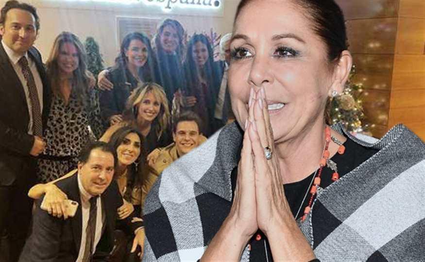 Isabel Pantoja estrenó nueva imagen — Irreconocible