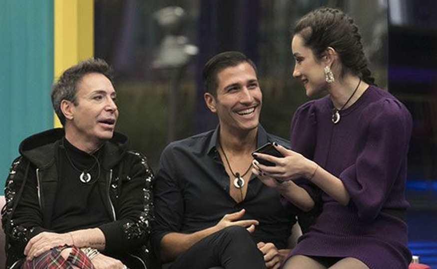Adara Molinero: 'Se ha roto mi amor por Gianmarco'