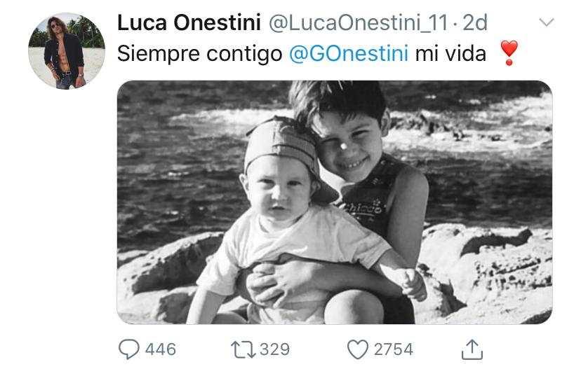 Gianmarco y Luca