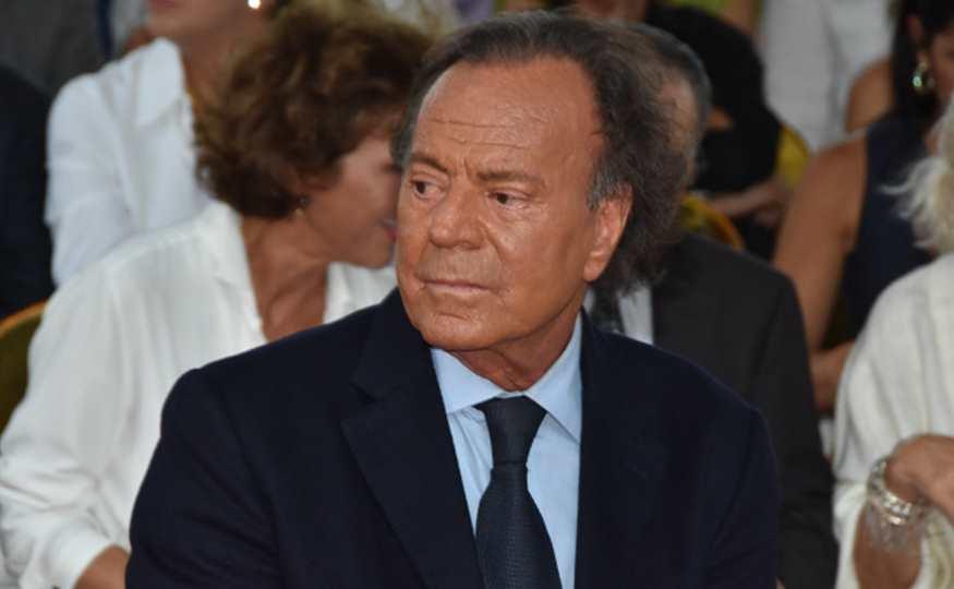 Muere la suegra de Julio Iglesias