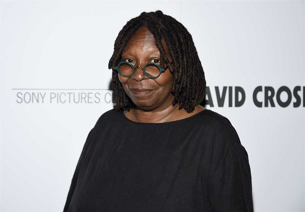 Whoopi Goldberg ha opinado