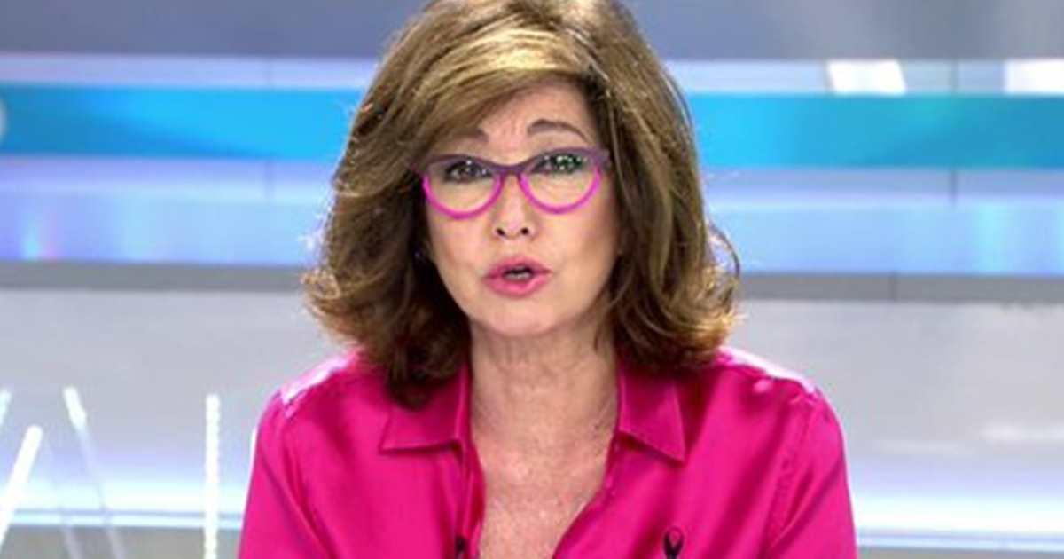 Ana Rosa Quintana Su Espectacular Colección De Gafas