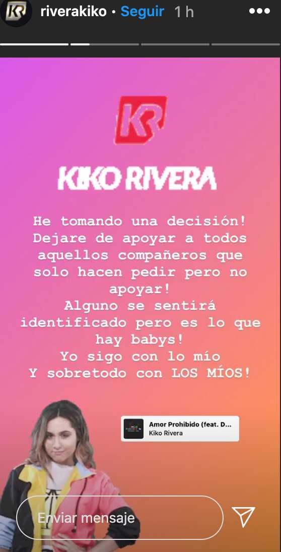 Kiko Rivera