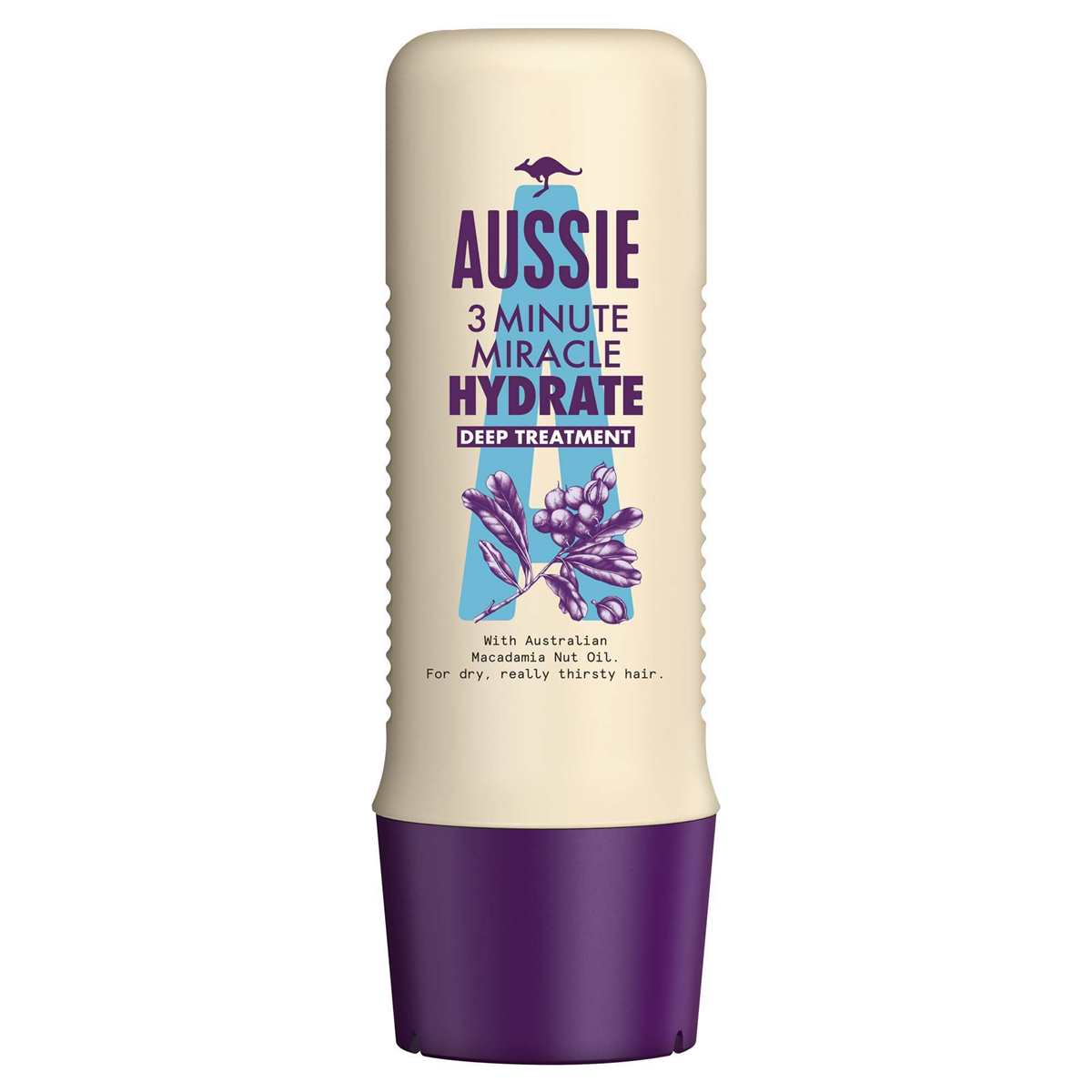 Aussie  3 Minute Miracle Hydrate. Mascarilla hidratante
