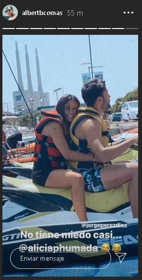 Jorge Pérez y Alicia