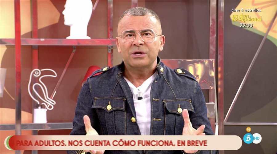 Jorge Javier Vázquez Sálvame