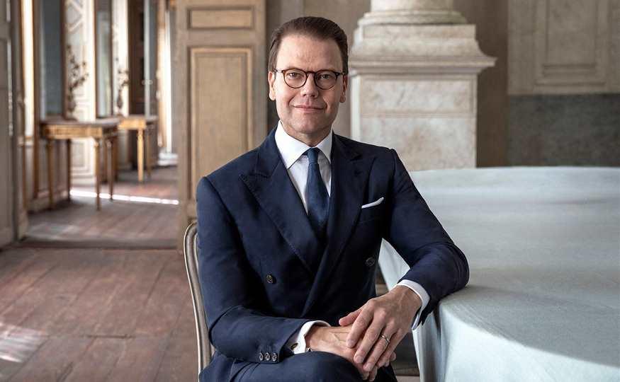 Daniel de Suecia