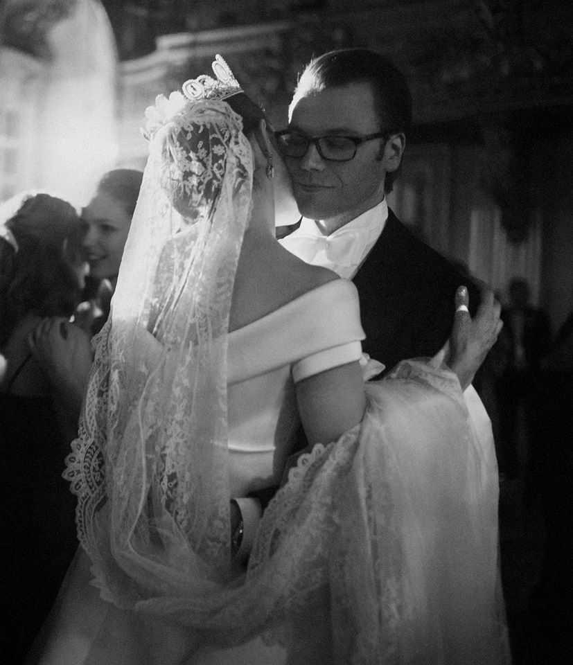 Victoria y Daniel de Suecia boda