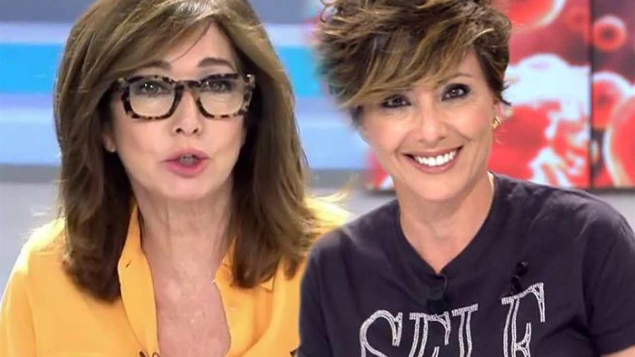 Ana Rosa Quintana Y Su Pasión Por Las Gafas Le Lleva A Robar A Una Compañera