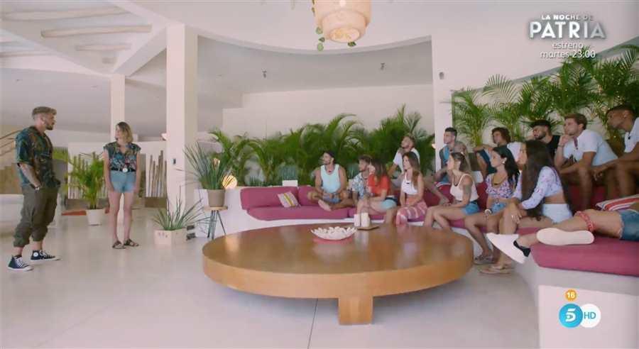 'La isla de las tentaciones' celebra hoy su debate en Mediaset