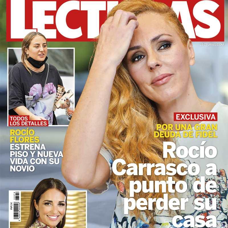Rocío Carrasco añade otra detractora a su lista en plena crisis 10