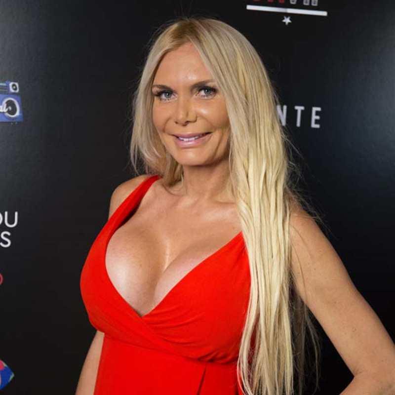 Yola Berrocal, ganadora de La Casa Fuerte junto a