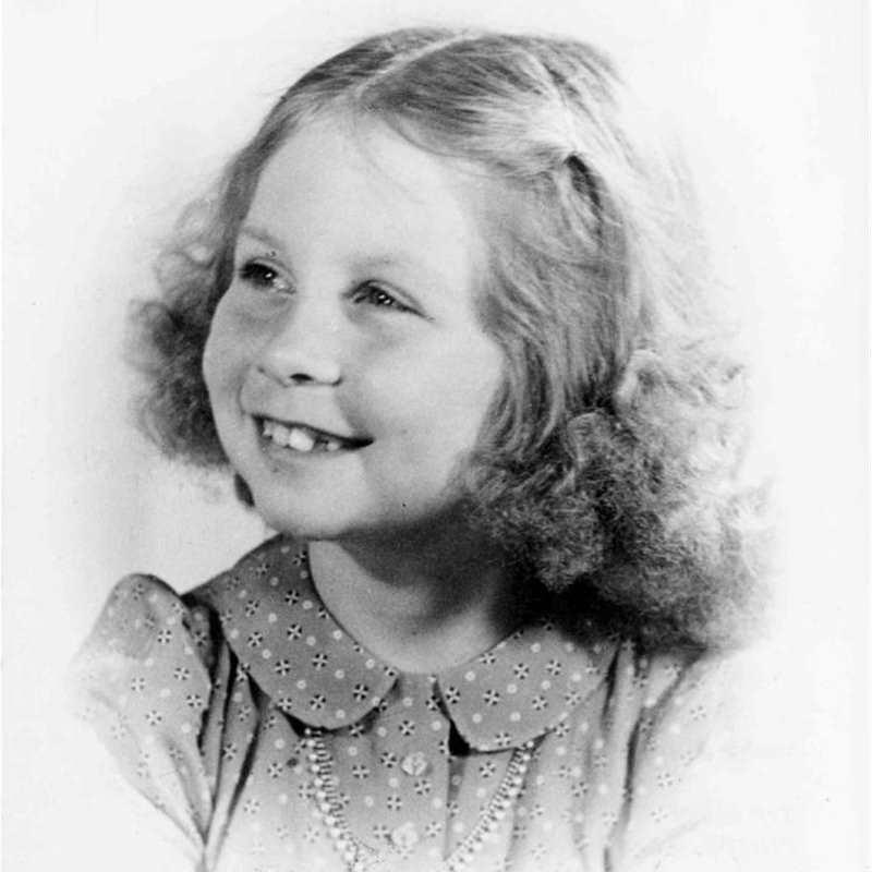 El niño americano del que la reina Sofía se 'prendó' con 11 años