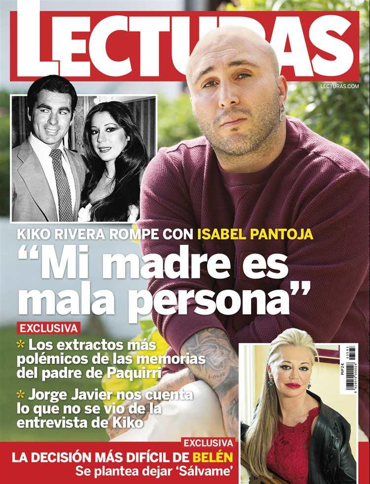 Kiko Rivera rompe con Isabel Pantoja: