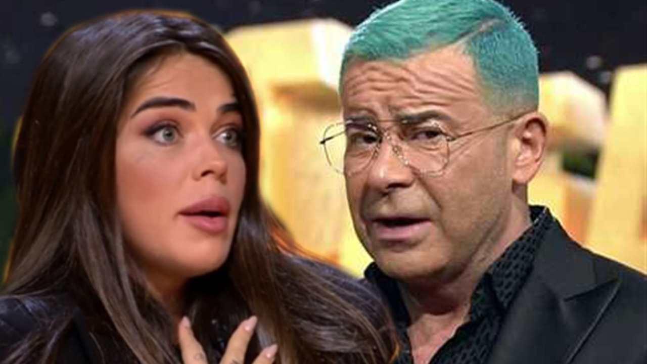 Jorge Javier Vázquez abronca a Violeta Mangriñán por su actitud en el plató de 'La Casa Fuerte'