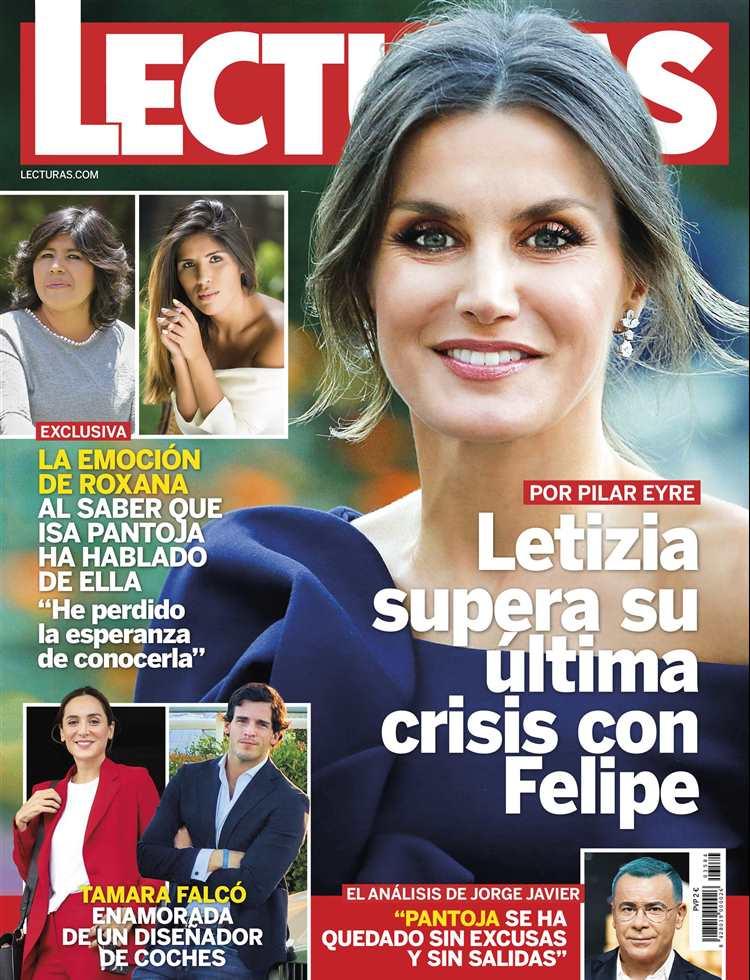 Pilar Eyre cuenta, en exclusiva, los detalles de la crisis que ha superado Letizia con el Rey Felipe