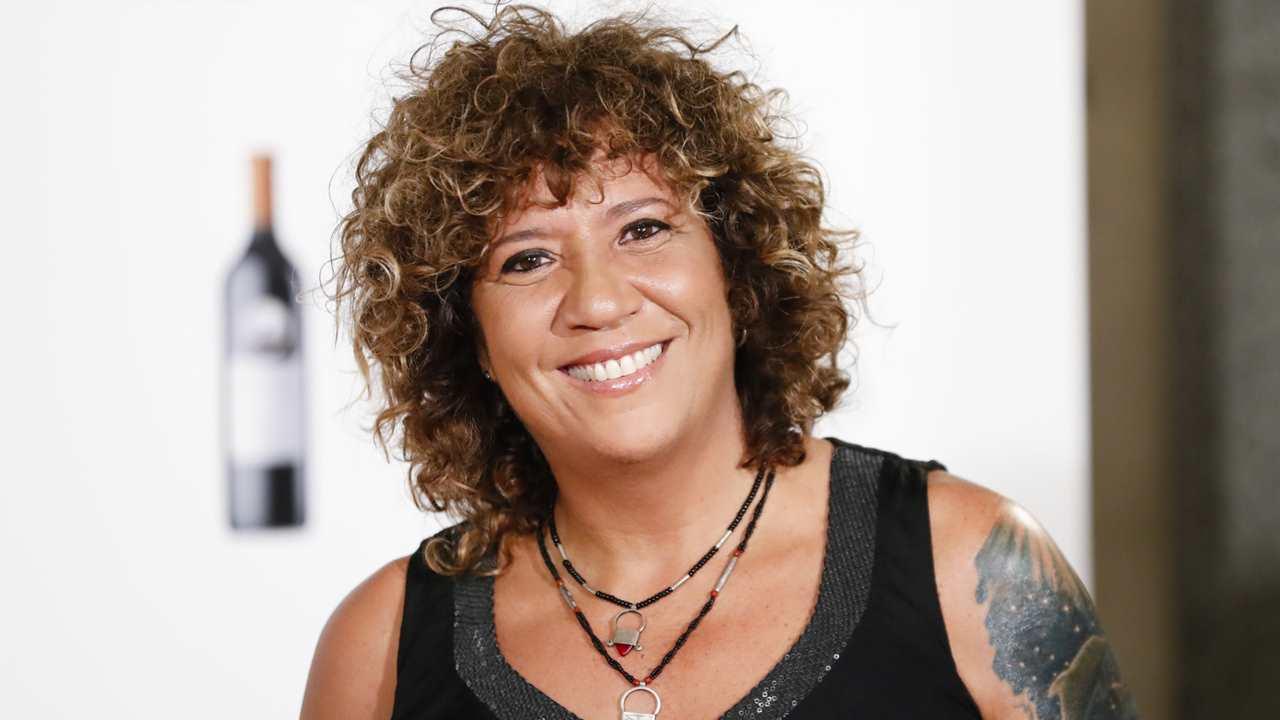 Rosana Cantante Española Y Expareja De Toñi Moreno