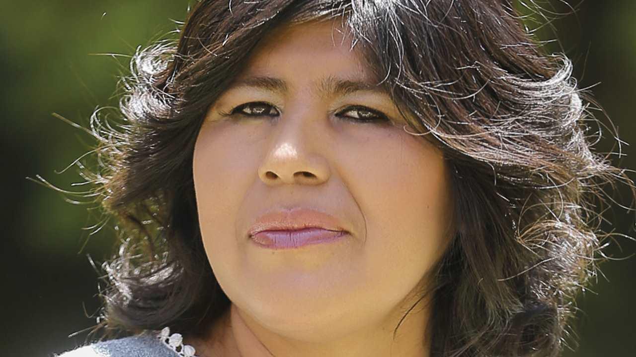 Roxana, madre biológica de Isa Pantoja: