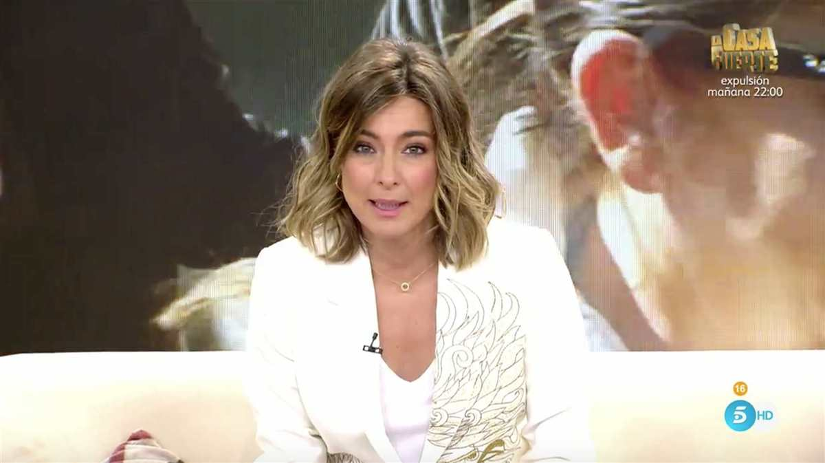 Toñi Moreno da a Sandra Barneda un impagable consejo sobre José Antonio Avilés