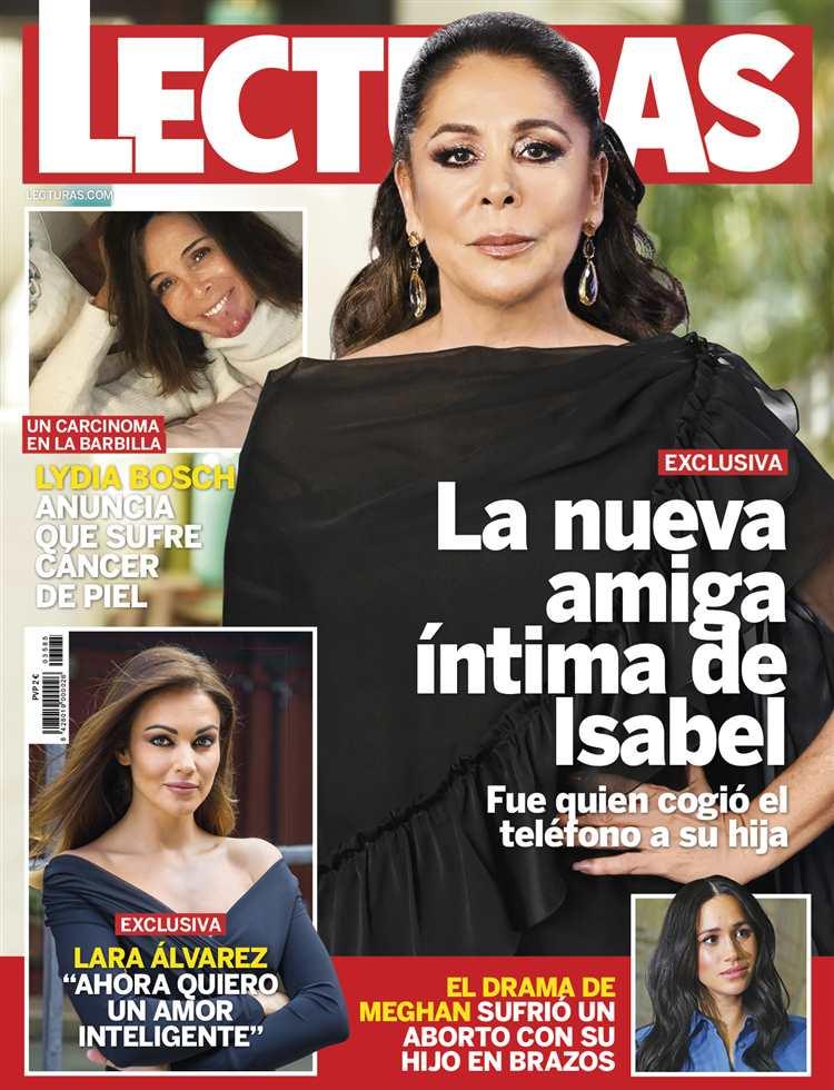 EXCLUSIVA La nueva amiga íntima de Isabel Pantoja: la identidad de su confesora y confidente