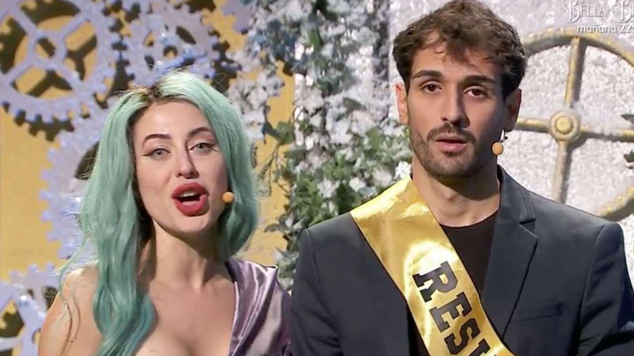 Mahi y Rafa, ganadores de 'La Casa Fuerte'