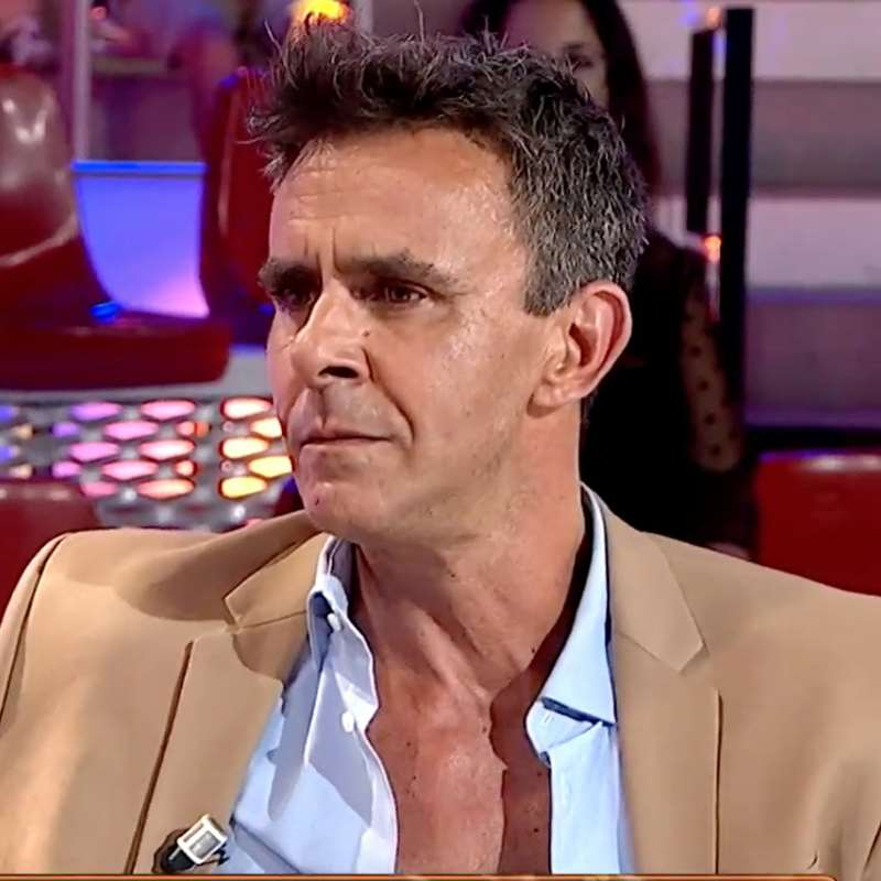 Alonso Caparrós, valiente, desvela el drama que ha intentado ocultar a su familia