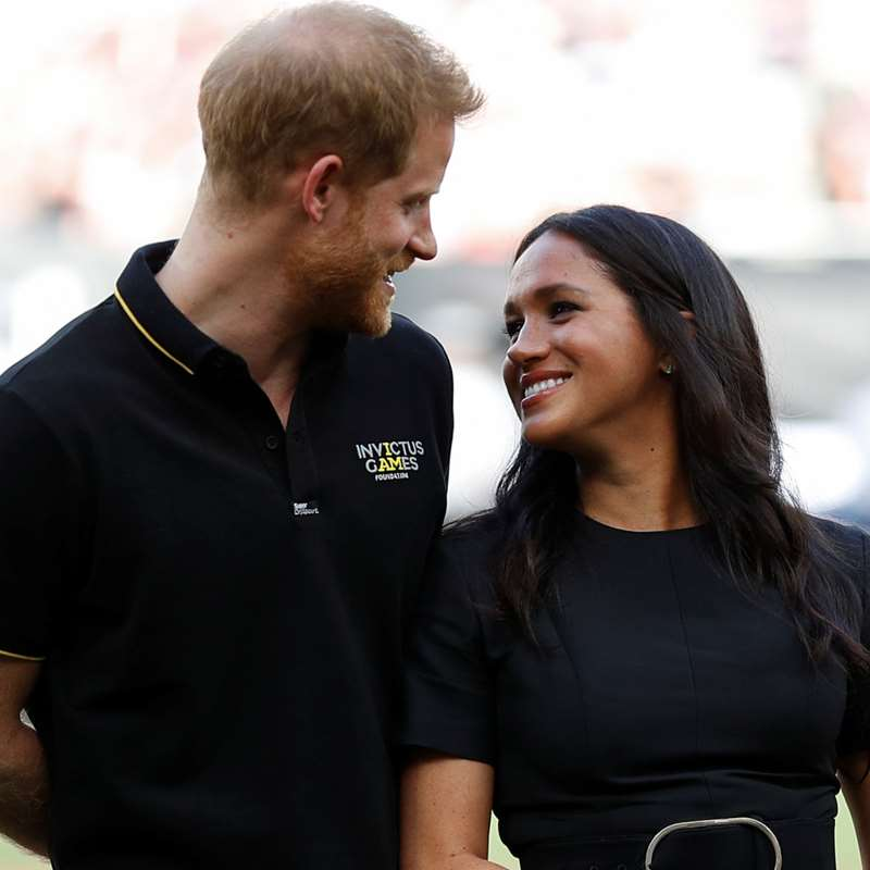 Todos los planes de Meghan Markle y el príncipe Harry este 2021