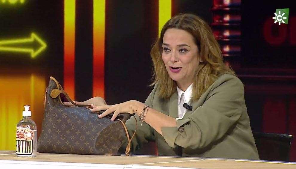 Toñi Moreno bolso