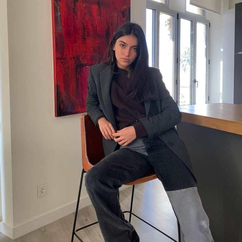 Lucía Rivera apuesta por el flequillo más favorecedor para un cambio de look sútil