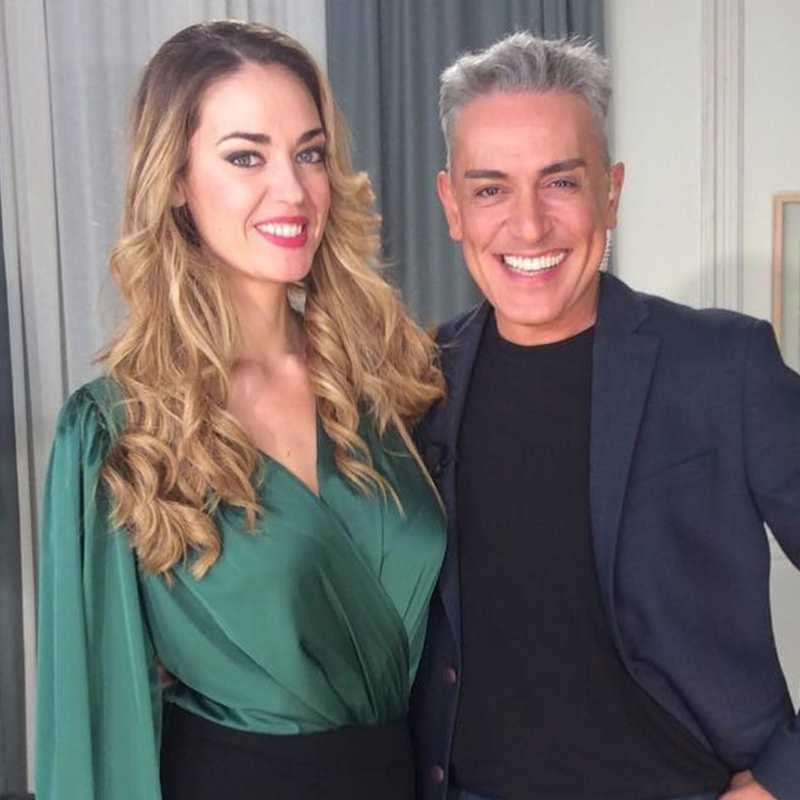 El buen rollo de Kiko Hernández con Elena de José, su compañera en 'Mejor llama a Kiko'