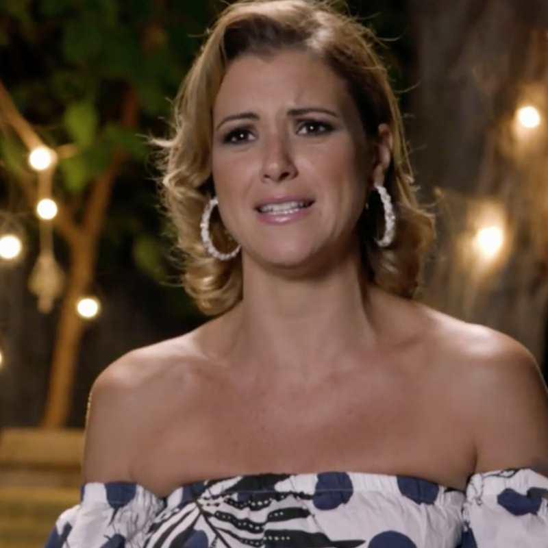 María Jesús Ruiz sufre un doloroso accidente en plena grabación de 'Ven a Cenar Conmigo'