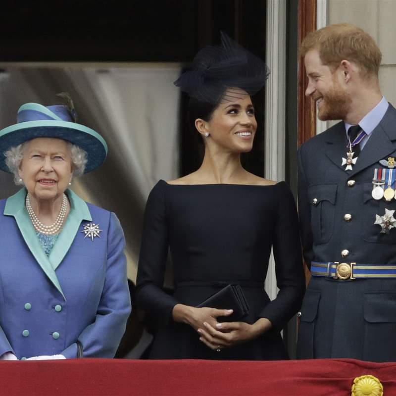 Meghan y Harry marcan distancias con Isabel II: las consecuencias irreversibles de su entrevista