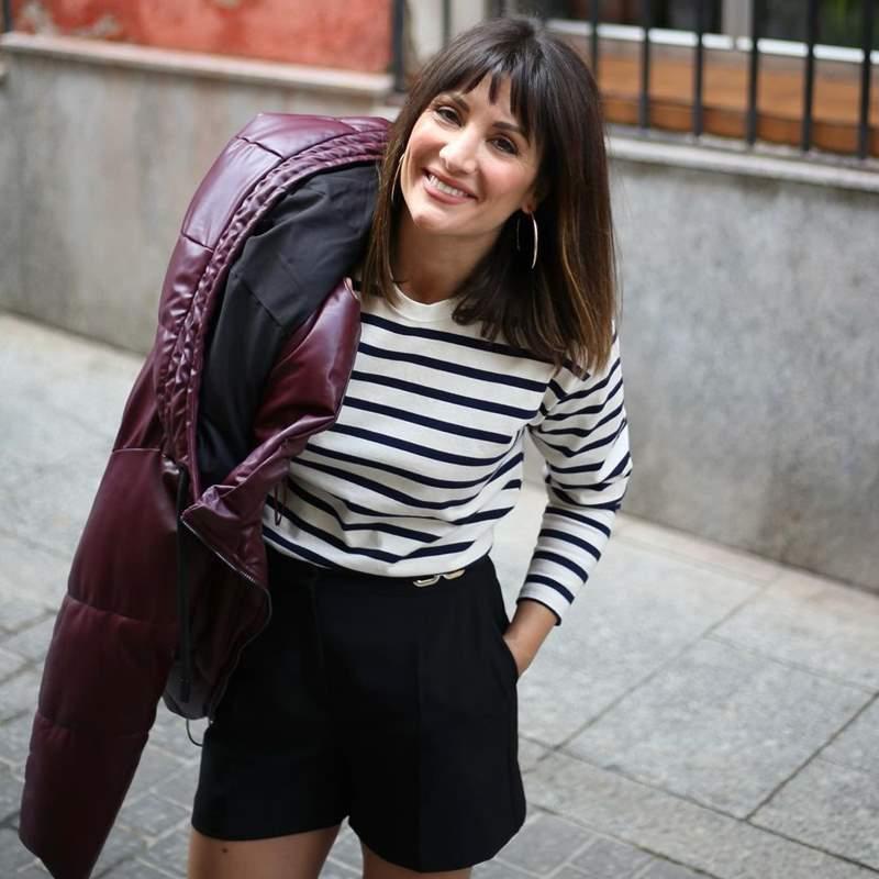 Nagore Robles ficha en Zara las bermudas que más favorecen a las mujeres de más de 40 años