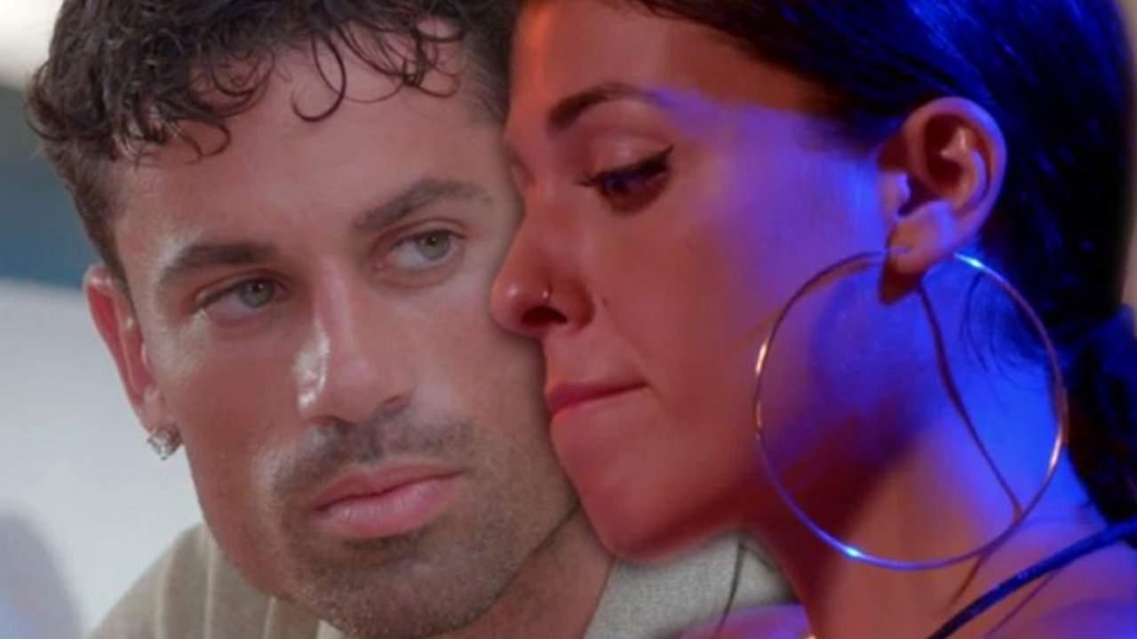Lola 'rompe' con Simone y se propone recuperar a Diego: