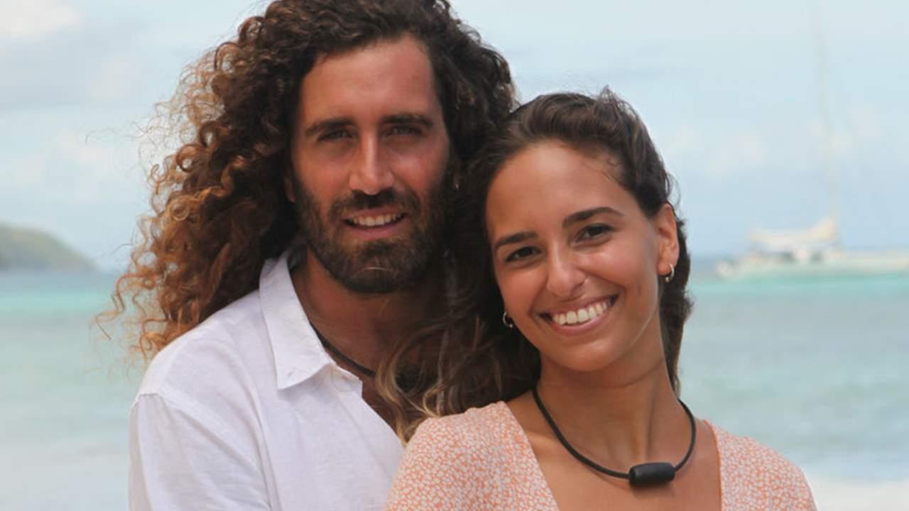 La isla de las tentaciones: Las lágrimas de Raúl al ver a Claudia con Toni