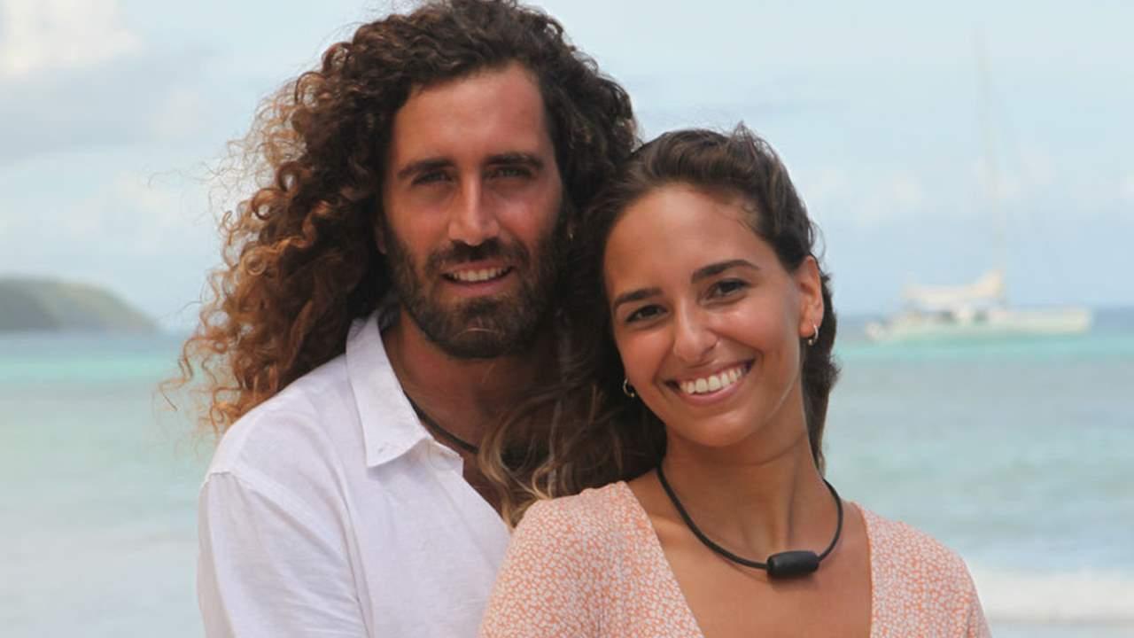 Las amargas lágrimas de Raúl al ver a Claudia en los brazos de Toni: