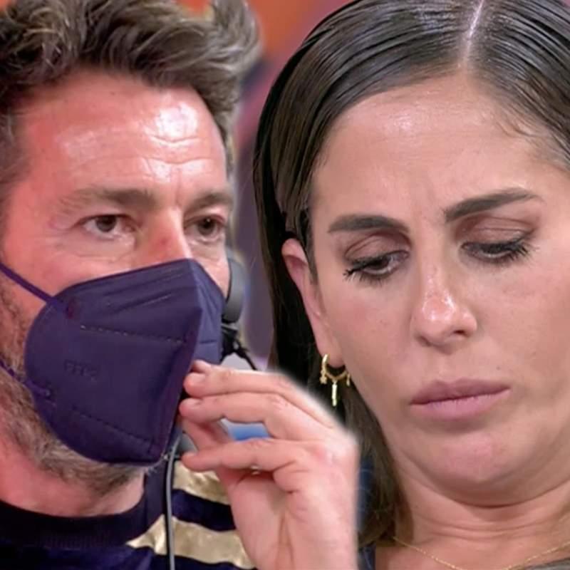 David Valldeperas brota contra Anabel Pantoja por su último desplante al equipo de 'Sálvame'