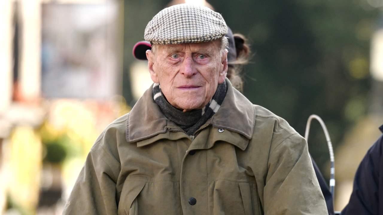 Preocupación por el duque de Edimburgo: Buckingham confirma su serio problema de salud