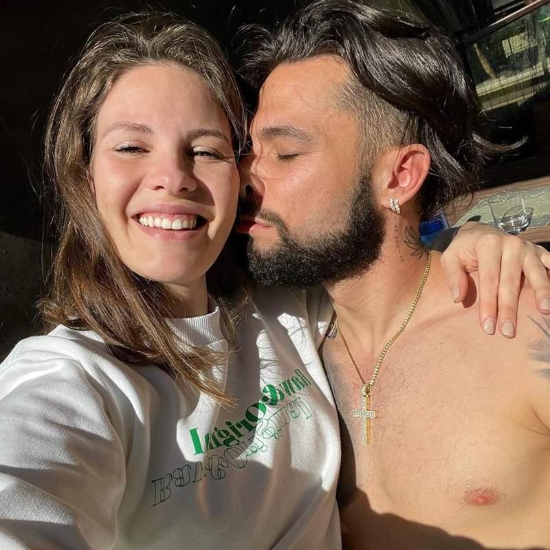 Jessica Bueno se pone romántica y desvela el sexo y el nombre de su tercer hijo