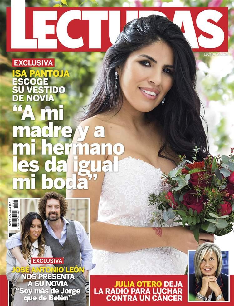 EXCLUSIVA Isa Pantoja escoge su vestido de novia:
