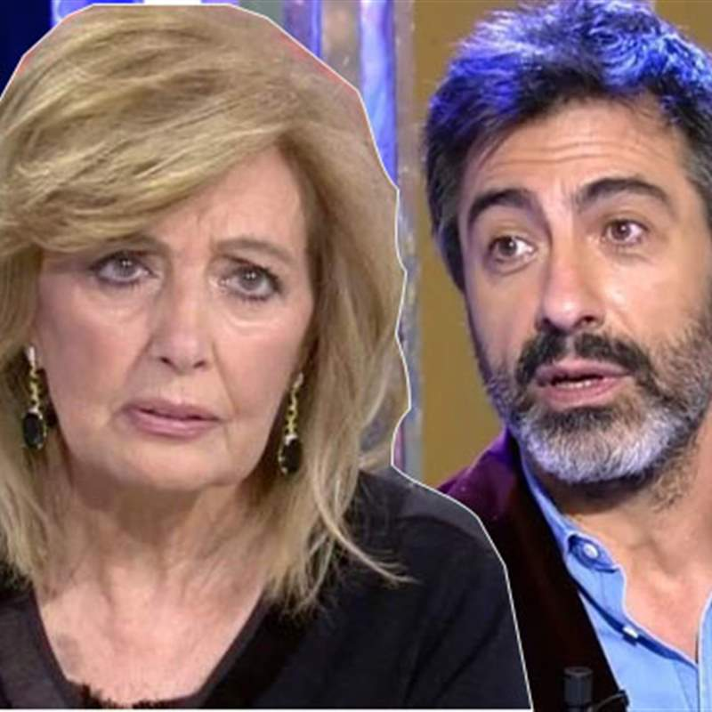 Juan del Val carga contra María Teresa Campos:
