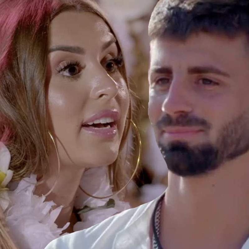 Marina, celosa de Lucía, pone contra las cuerdas a Isaac: