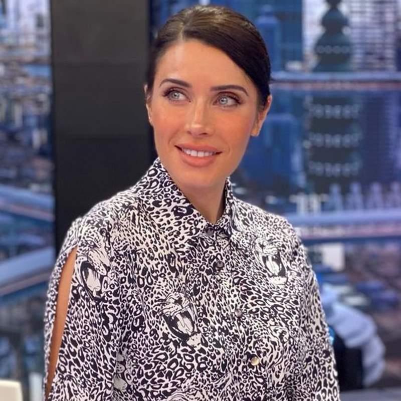 Pilar Rubio se adelanta a la primavera con un traje bermuda apto para todas las edades