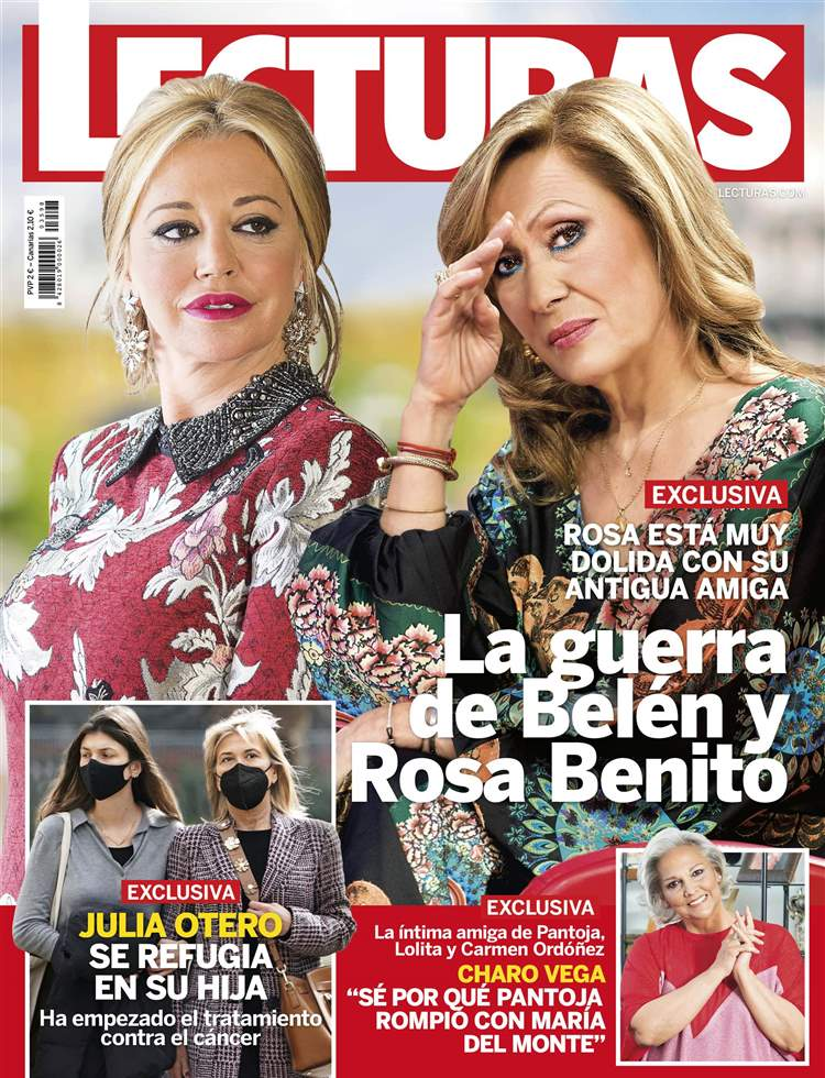 EXCLUSIVA Belén Esteban y Rosa Benito, en pie de guerra: las claves de su enfrentamiento