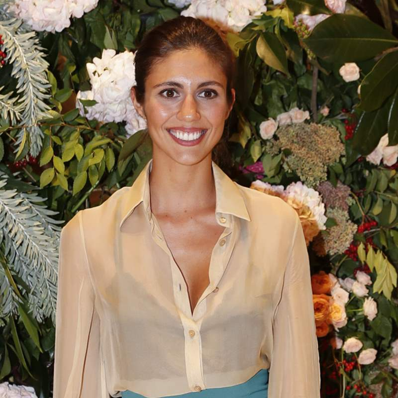Who is Ana Cristina Portillo, the sister of Bertín Osborne's daughters