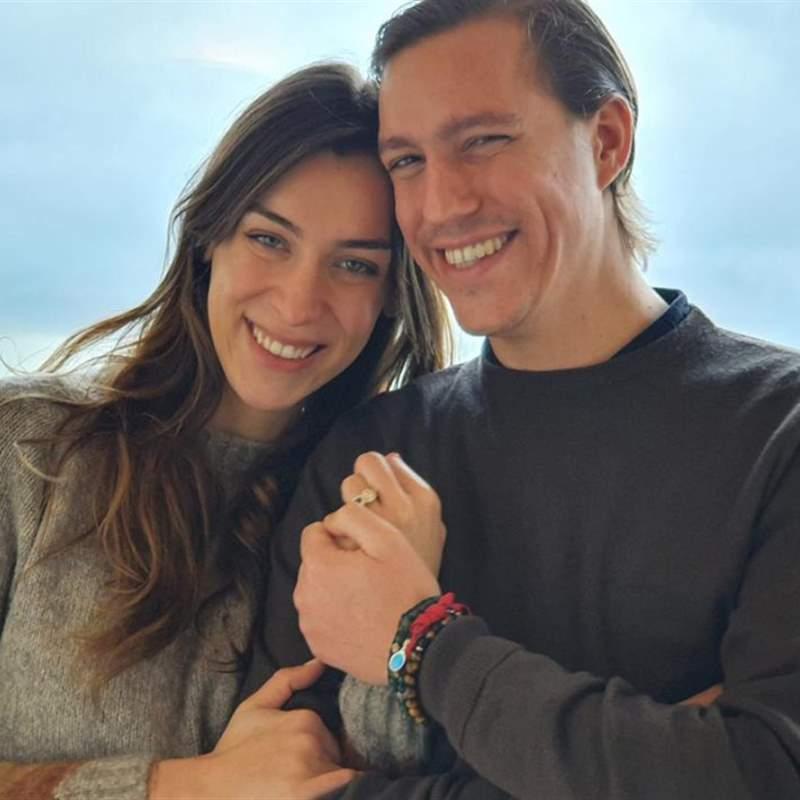 Luis de Luxemburgo anuncia su compromiso con Scarlett-Lauren Sirgue